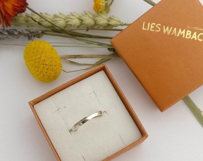 TWIST ring 2mm.