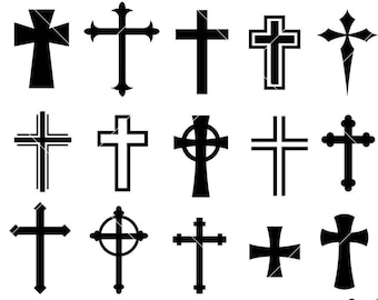 Cross Svg Etsy
