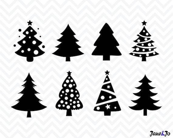 Christmas Tree Svg Christmas Svg Christmas Tree Cut File Svg Tree Christmas Svg Christmas Svg Christmas Tree Clipart Christmas Tree Vector