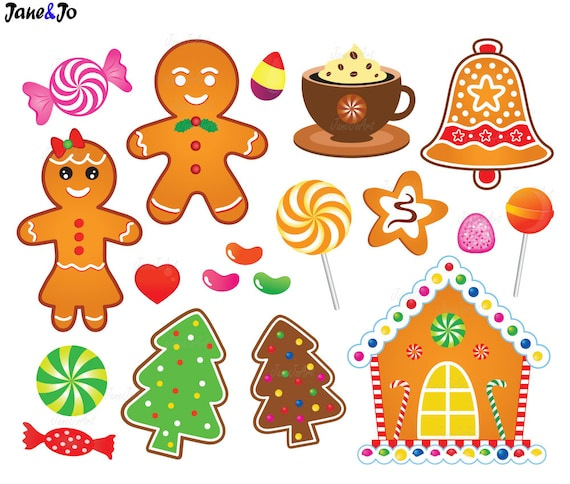 image 0 - Christmas Gingerbread Man