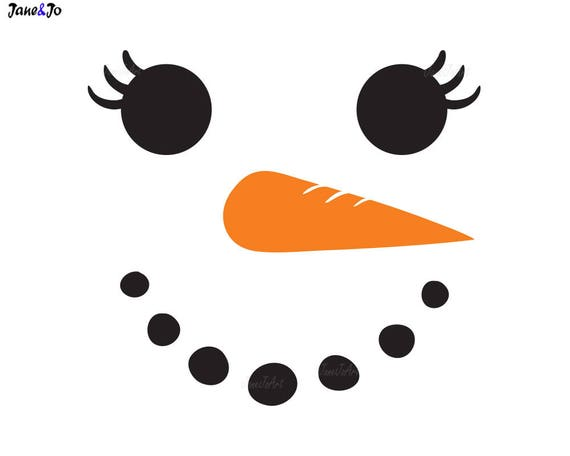Sly image pertaining to printable snowman face