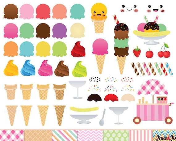 68 Crème Glacée Clipart Cornet De Crème Glacée Clip Art Graphisme De Crème Glacée Glaces Scoop Clipart Clipart Glace Kawaii Kawaii Dessert Clipart