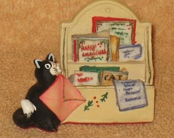 """PETER FAGAN CATS  """" The  Christmas Correspondent """""""