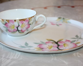 tea cup and plate etsy