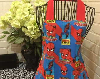 Boy Spider-Man Apron