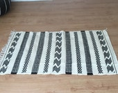 Kilim rug Berber Rug Atlas Rug Bohemian rug handmade berber kilim Moroccan Rug 70 X 130 CM 2.29 X 4.26 ft