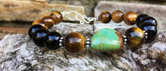 Chunky Mixed Gemstone Bracelets