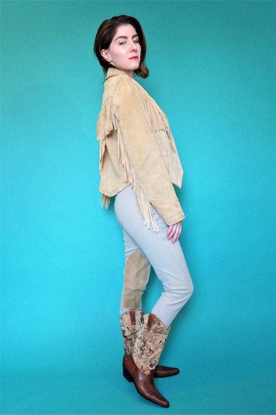 Paolo Gucci Tan High Waist Riding Pants/ Vintage H