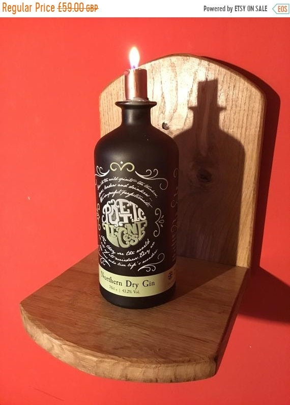 HUGE Sale Hand Made Solid Reclaimed English Oak Kitchen Study Bedroom Candle Plantpot Shelf