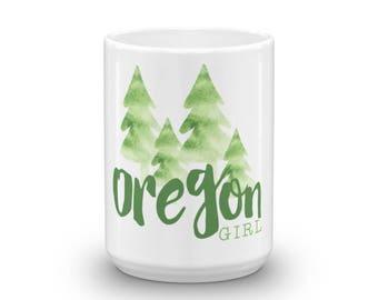 Oregon Girl Mug