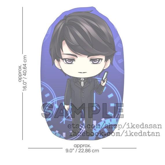 LOVE x Producer \u2022 Mr Love Double-Sided Zipper BagPencil Case Bai Qi \u2022 Li Zeyan \u2022 Xu Mo \u2022 Zhou Qiluo Queen/'s Choice