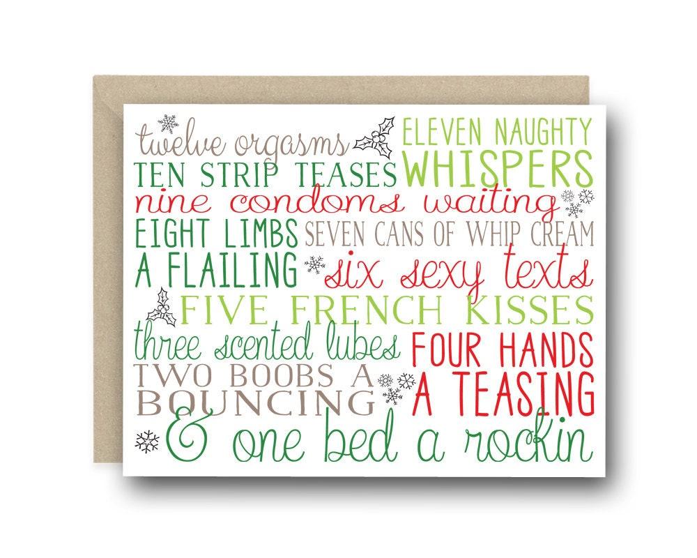 Funny Christmas Card Christmas Card Funny Holiday Card Etsy
