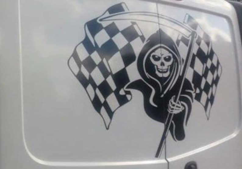 Huskers Nebraska Fotball Hood Color Vinyl Sticker Decal Wrap Fit Any Car