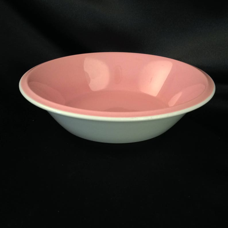 Mikassa Cotton Candy Coupe Dessert 6 1/4