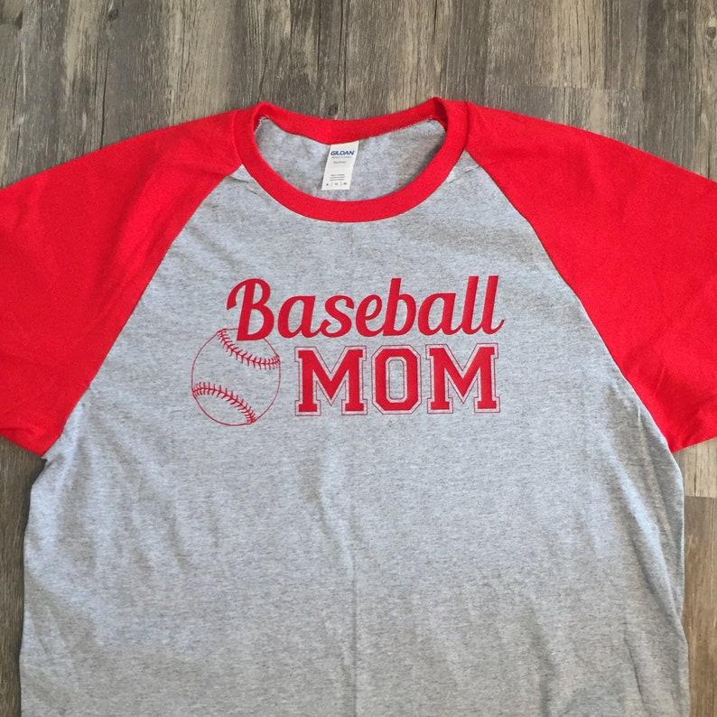 e86b1a0b499 Mom Baseball Shirts Baseball Mom Shirts Plus Size Mom