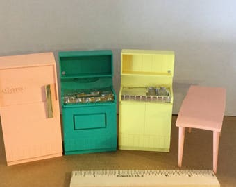 Dollhouse furniture kitchen appliances