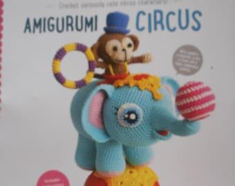 Amigurumi Circus | Moji-Moji Design | 270x340