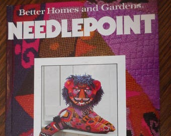 Needlepoint - Book, published by Better Homes and Gardens