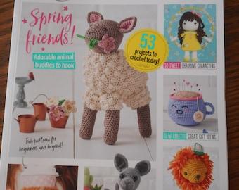 → Magazine Amigurumi pas cher - Tricot & Crochet - Mag24 | 270x340