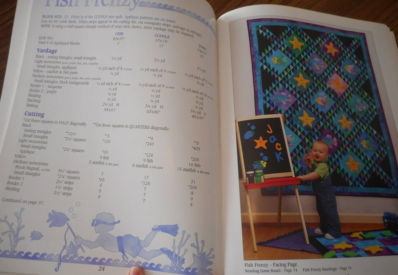 Like New By Linda Milligan and Nancy Smith- Quilt Patterns for Children PS I Love You Three 21 quilts