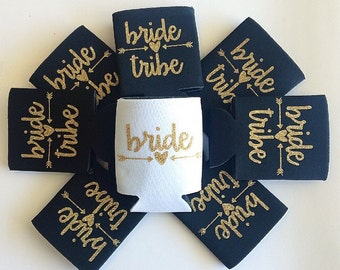 Bride Tribe + FREE Bride Can Coolers