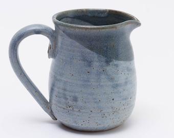 Handmade Ceramic Milk Pitcher Creamer