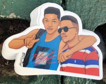 Drake Rapper Artist Dancing Vinyl Wall Bumper Bottle Phone Decal Decor Sticker