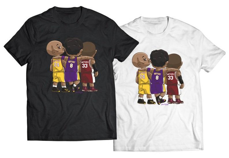 32b2aa4d Black Mamba T-Shirt Direct To Garment Quality Print Gift | Etsy