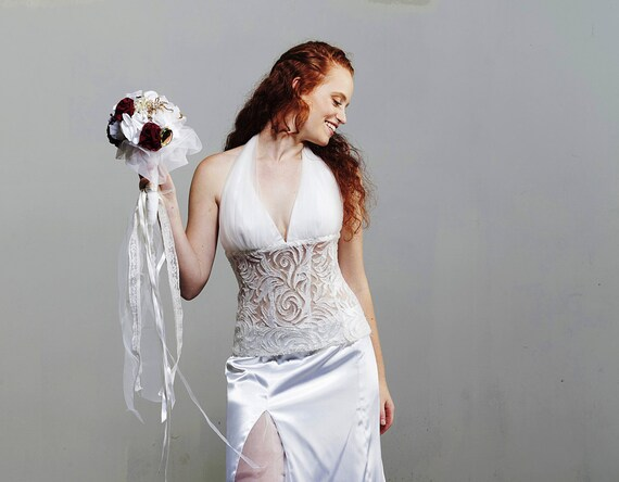 Wedding Corset Bridal Top Bridal Separates Wedding