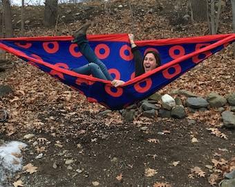 Phish Parachute Nylon Hammock