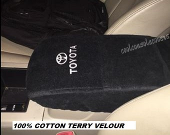 NEW Black Seat Belt Cover Shoulder Pad Pair Embroidery Dodge Durango Citadel