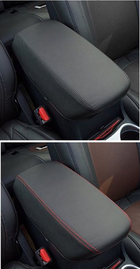 Miraculous For Dodge Durango Citadel Gt R T Sxt 2011 2019 Faux Leather Console Cover Black With Handmade Black Or Red Stitching Armrest Cover Creativecarmelina Interior Chair Design Creativecarmelinacom