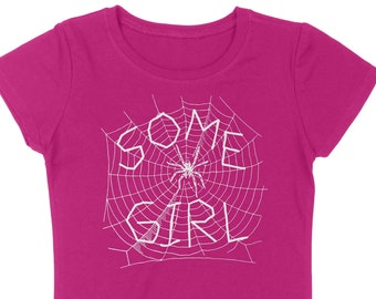 Charlotte's Web Some Girl Shirt or Book Lover or Writer