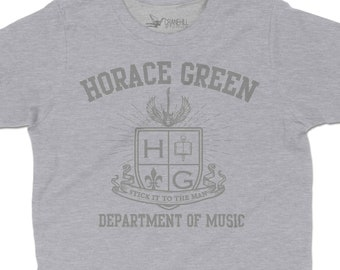School of Rock Childrens Shirt Horace Green Stick It To The Man for Theatre Geek, Rock Band, Kindergarten Graduation Gift