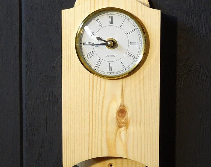 Cabin wall clock