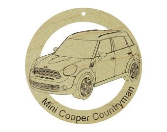 Mini Cooper Kühlschrank : Mini cooper ornament etsy