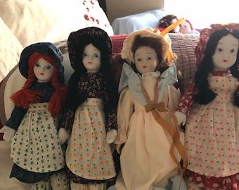 Country  Girls Dolls