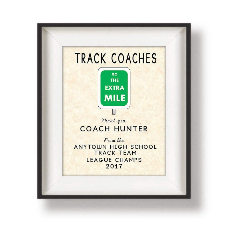 Cross Country Coach  XC  Track Coach Gifts  Gifts for image 0