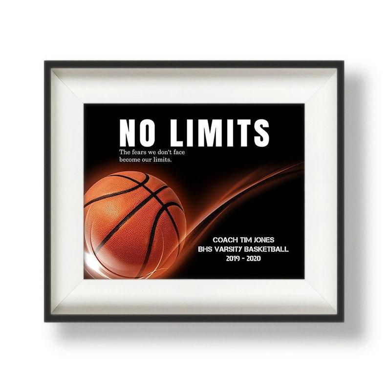 Gifts for Basketball Players  Senior Night Basketball Gifts  image 0