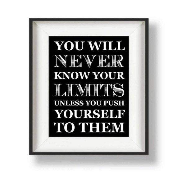 Inspirational Sports Gifts - Sports Inspirational Quotes - Sports Quotes -  Athlete Gift - Sports Wall Art - Sports Decor - 8\