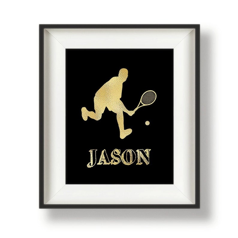 image 0  sc 1 st  Etsy & Tennis Gifts for Men Personalized Tennis Gifts for Girls | Etsy