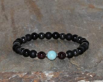 a5ca19fe0737 Healing Bracelets Yoga Stones Mala 108 de MainaShiki en Etsy