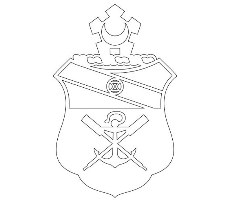 Us Army 21st Engineer Battalion Unit Crest Vector Files Dxf