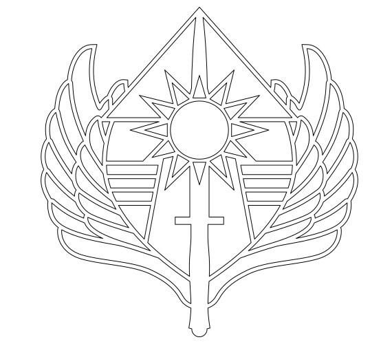 Us Army Unit Crest 92nd Civil Affairs Battalion Vector Files