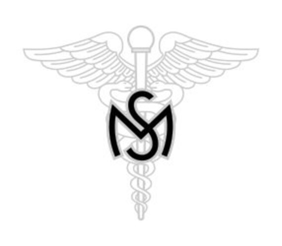 Us Army Madical Specialist Core Branch Insignia Vector Files