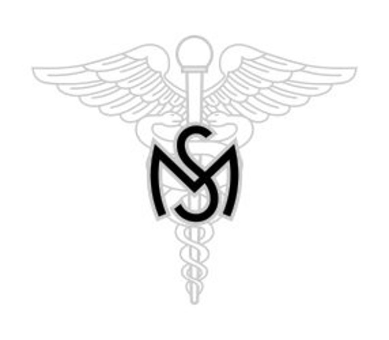 Us Army Medical Specialist Core Branch Insignia Vector Files
