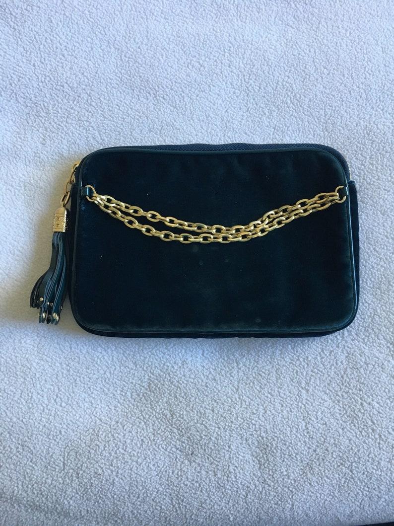 6eef43a82453 Auspicious wallets, rich wallet, blue velvet lucky wallet, Feng Shui lucky  wallet