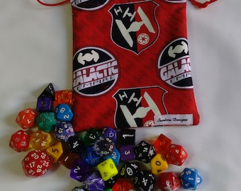 Star Wars: Galactic Empire type Dice bag