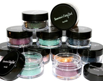 Shimmering Cosmetic-Grade Mica Powder Pigments for Crafting and Polymer Clay (3grams)