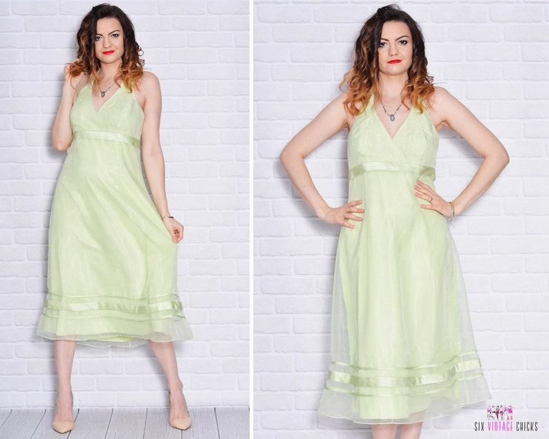 bruidsmeisje jurk bruiloft gast willow green prom jurken thule | etsy